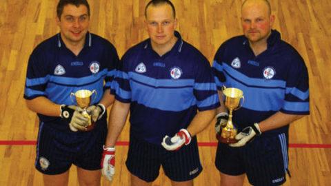 Handballing in Cappagh