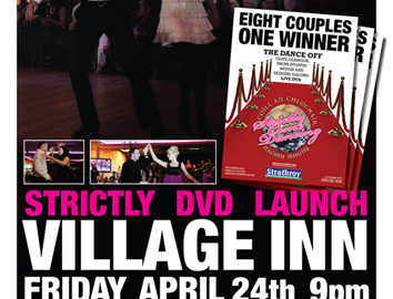 Strictly DVD Launch Tonight