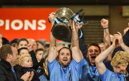 WE ARE COUNTY CHAMPIONS