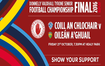 County Final This Friday Night
