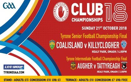 County Final This Sunday