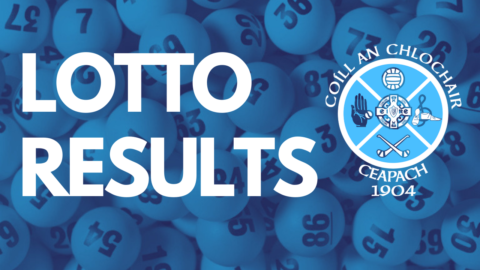 Lotto Results – Monday 25th January 2021