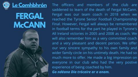 Fergal McCann RIP