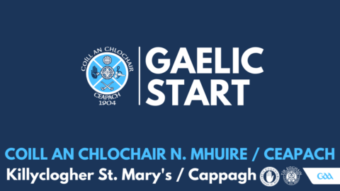 Gaelic Start Begins on Sunday