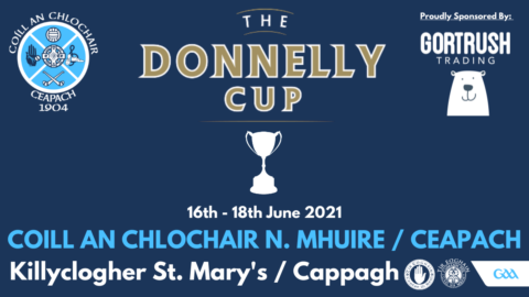 The Donnelly Cup is Back