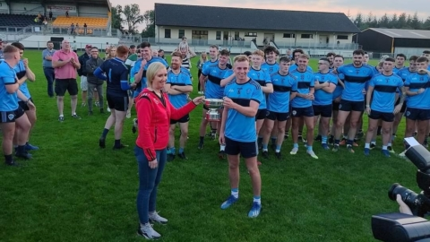 Our Reserves Are COUNTY CHAMPIONS!