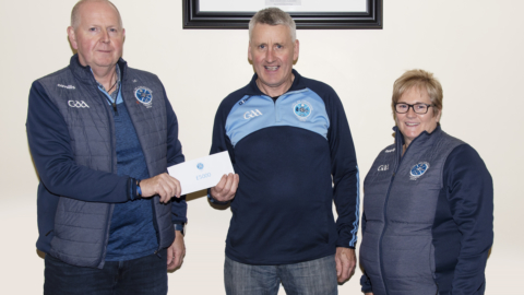 Ben Monaghan Wins Club Lotto Jackpot